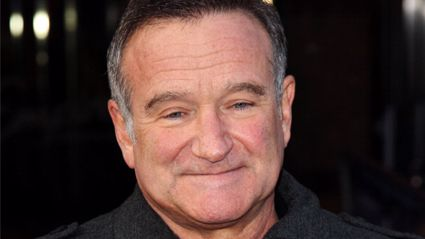 Robin Williams' son opens up about his dad's mental health battle in emotional new interview