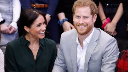 Reports Prince Harry and Meghan Markle's are planning on adopting an African baby