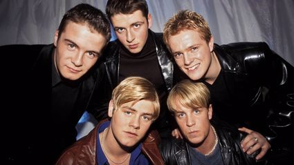 Remember the '90s boy band Westlife? Well, this is what they look like now...