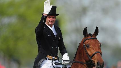 Kiwi equestian legend Sir Mark Todd announces retirement
