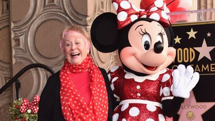 The voice of Minnie Mouse has passed away