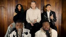 Pentatonix perform STUNNING a cappella cover of Elton John's 'Can You Feel The Love Tonight'