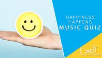 Happiness Happens Music Quiz