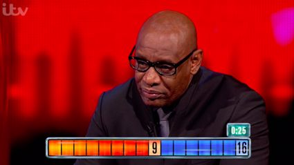 Chaser Shaun 'The Destroyer' Wallace has been accused of throwing a game on 'The Chase'
