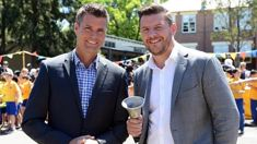'My Kitchen Rules' judge Manu Feildel shows off incredible 12kg weight loss