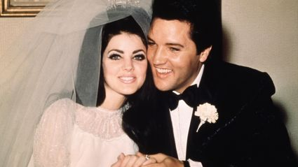 Priscilla Presley reveals who she wants to play her in the upcoming Elvis biopic