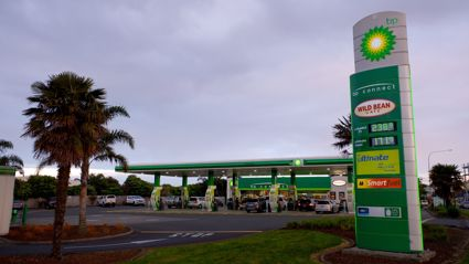Two BP stations are giving away free petrol in Auckland and Christchurch TODAY!