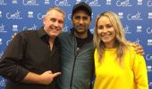 Jason Reeves and Bernadine Oliver-Kerby caught up with Kiwi acting legend Cliff Curtis