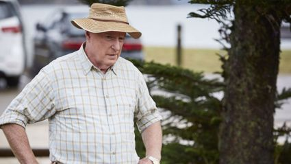 Home and Away star Ray Meagher rushed to hospital for emergency heart surgery