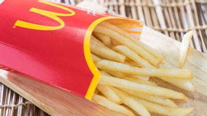 Apparently women are eating McDonald's fries immediately after sex to get pregnant