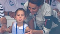 Prince George and Princess Charlotte steal the show with cheeky antics at Royal Regatta
