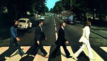 Beatle mania hits London as fans mark 50 years since iconic Abbey Road photo