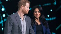 Prince Harry and Meghan Markle honour Princess Diana with touching post for the first time