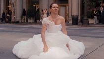 Bride ruins $22k wedding dress after experiencing the 'horrifying' side-effects of detox drinks