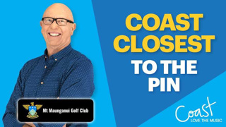 BAY OF PLENTY: Win a $2,000 golf prize pack with 'Closest to the Pin'!