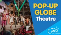 HAWKES'S BAY: Win tickets to the Pop-up Globe!