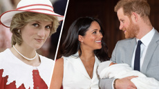Meghan Markle to visit Princess Diana's grave for the first time on the anniversary of her death
