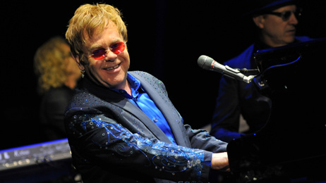 Elton John is set to appear on a new set of stamps in celebration of his 50 years in show business