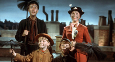 See what the cast of Mary Poppins look like: Then and now