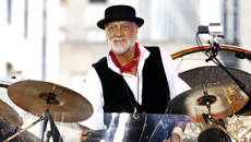 Jason Tikao catches up with legendary Fleetwood Mac drummer, Mick  Fleetwood!