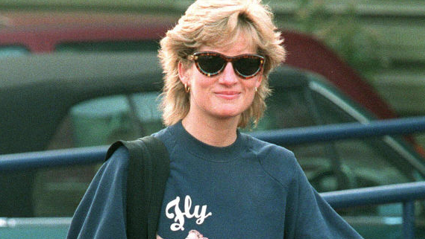 Justin Bieber's wife poses as Princess Diana in Vogue photoshoot to honour her death anniversary