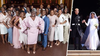 Kingdom Choir singer reveals Prince Harry and Meghan Markle were difficult to work with at royal wedding