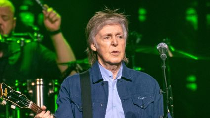 Paul McCartney reveals his grandson was recently robbed at knifepoint
