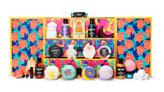 Lush is releasing an advent calendar and now we can't wait for Christmas!