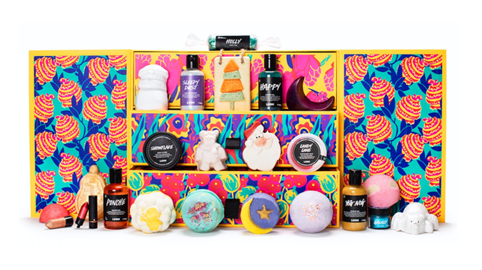 Lush Is Releasing An Advent Calendar And Now We Cant Wait