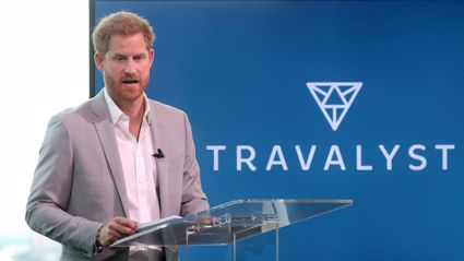 Prince Harry breaks silence on private jet travel as he unveils a new travel sustainability project