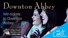 WELLINGTON: Win a VIP experience with friends to watch Downton Abbey!
