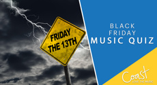 Black Friday Music Quiz