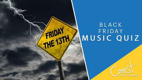 Black Friday Music Quiz