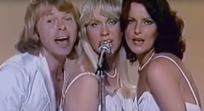 Celebrating 40 years of ABBA's 'Does Your Mother Know': Watch their live performance of the song