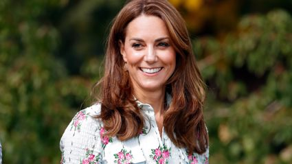 Kate Middleton reveals what Prince Louis' favourite hobby currently is
