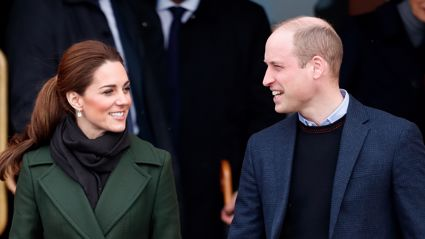 Gorgeous previously unseen photo of Kate Middleton and Prince William from 2012 has been released