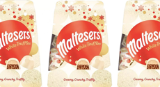 Malteasers are releasing a special white chocolate truffle treat!