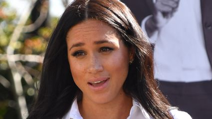 Meghan Markle has been mummy-shamed following her first official appearance after maternity leave