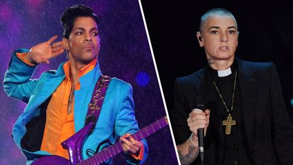 Sinéad O'Connor makes shocking claim Prince physically assaulted her