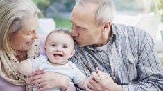 A new study claims grandparents who babysit their grandkids are more likely to live longer