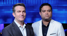 "The Chase's Bradley Walsh claims Paul Sinha is always ""horrible"" to him during hilarious exchange"