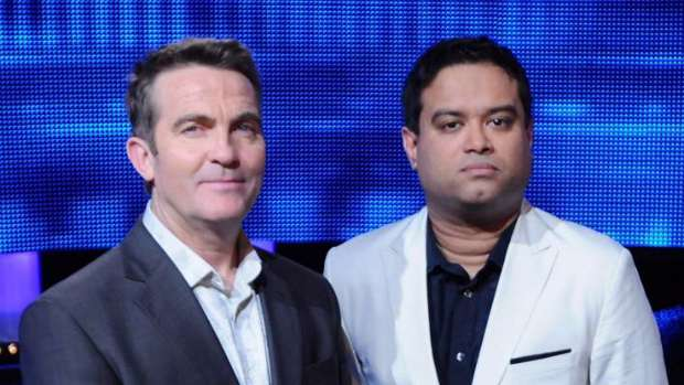 The Chase S Paul Sinha Reveals He Suffered A Breakdown Following His Health Diagnosis