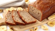 Allyson Gofton's delicious banana bread recipe