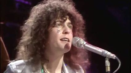 T. Rex perform Get It On