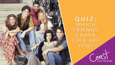 QUIZ: Which 'Friends' character are you?