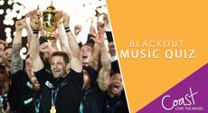 Blackout Music Quiz