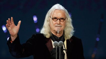 Billy Connolly has revealed his son has been battling a secret addiction
