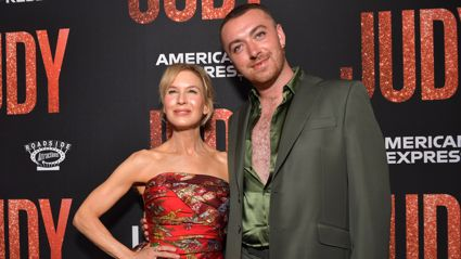 Renée Zellweger and Sam Smith release magical jazz cover of Judy Garland's 'Get Happy'