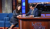 Jacinda Ardern to make cameo appearance on The Late Show with Stephen Colbert