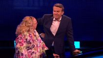 The Chase's Bradley Walsh gets hilariously roasted by 91-year-old contestant
